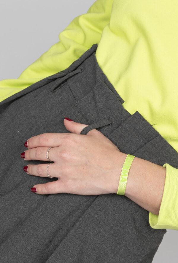 Sweat personnalisable à message Karma - pour Homme et femme