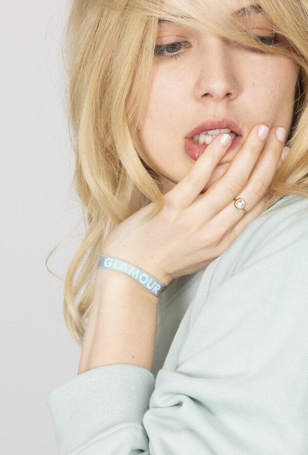 Sweat personnalisable à message Glamour- pour Homme et femme