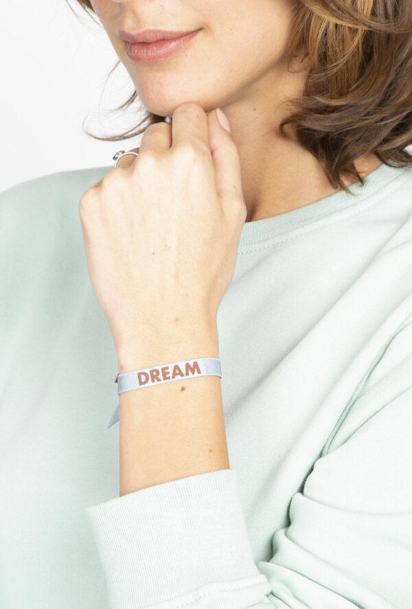 Sweat personnalisable à message Dream - Pour homme et femme