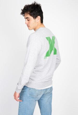 Sweat personnalisable à message Xoxo - pour Homme et femme
