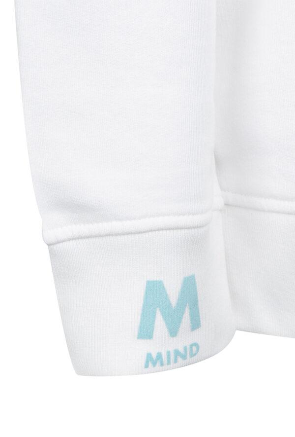 Sweat personnalisable à message Mind - pour Homme et femme