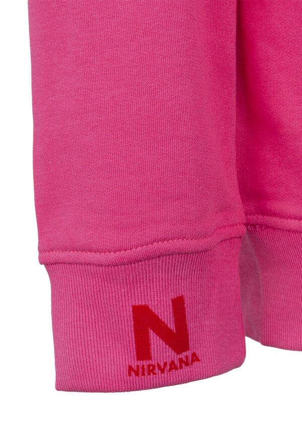 Sweat personnalisable à message Nirvana - pour Homme et femme