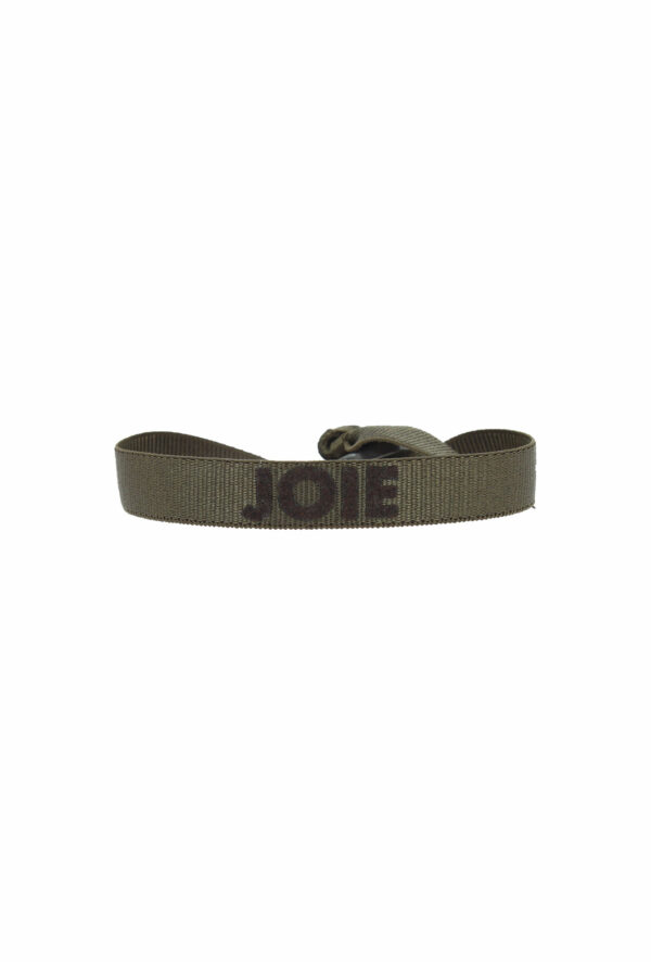 bracelet stretch unisexe ajustable et waterproof Joie marron - unisexe - bijou ajustable et waterproof