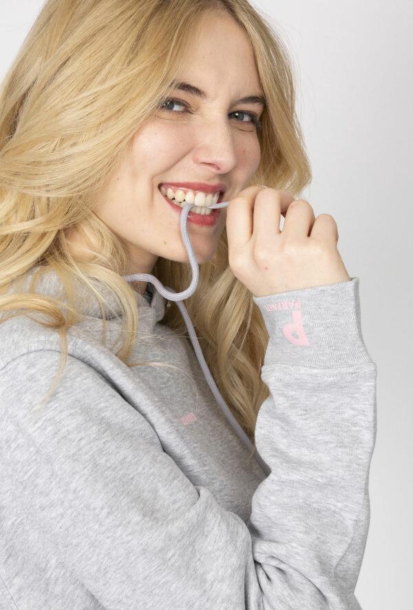 Sweat à capuche personnalisable à Message Parfaite - Pour Homme et pour Femme
