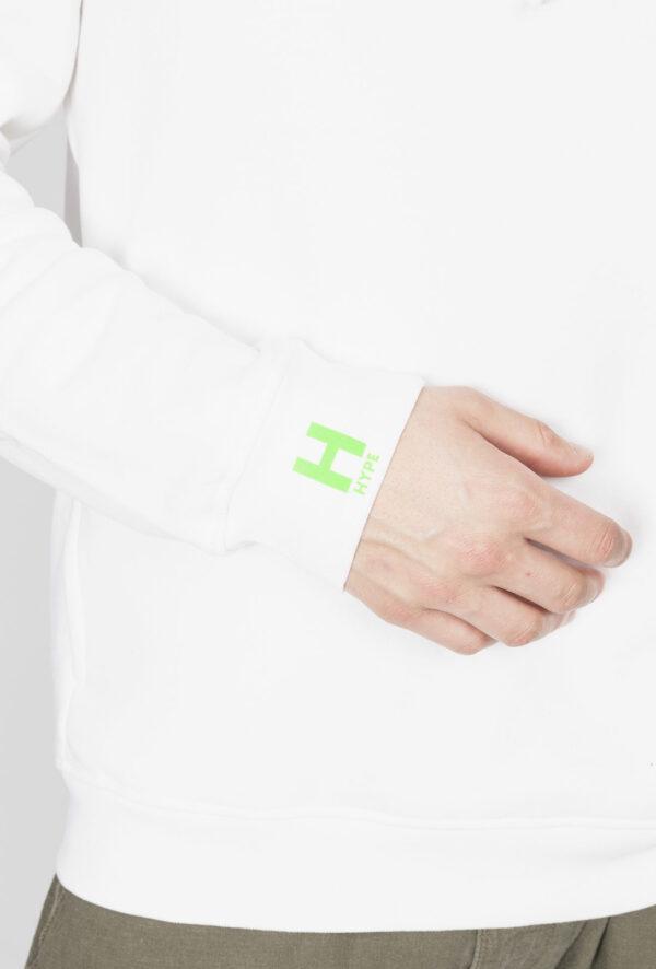 Sweat à capuche personnalisable à Message Hype - Pour Homme et pour Femme